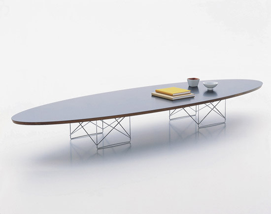 Elliptical Table ETR by Vitra | Coffee tables