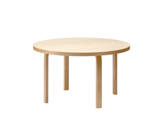Table 91 de Artek | Tables de cantine