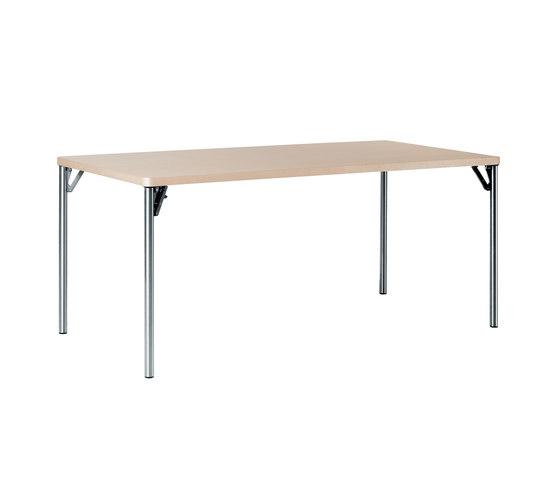 WOGG TIRA Folding Table Oï de WOGG | Mesas comedor