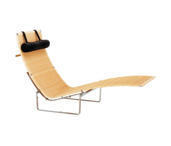 PK24™ de Fritz Hansen | Chaises longues