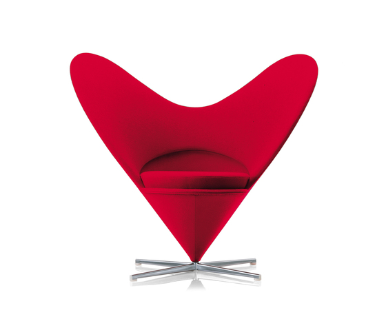 Heart Cone Chair di Vitra | Poltrone