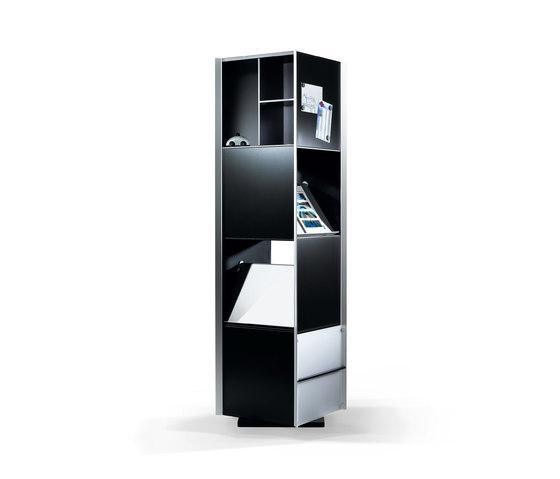 Tour D'oï by Röthlisberger Kollektion | Office shelving systems