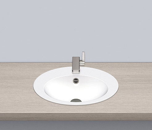 EB.O500H by Alape | Wash basins