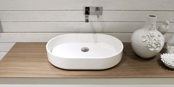 Piper by antoniolupi | Wash basins