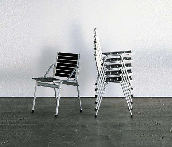 Elox stacking chair by Lehni | Chairs