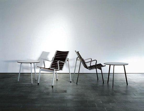 Elox side table by Lehni | Side tables
