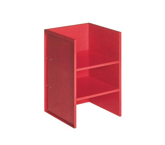 Judd No.1 chair de Donald Judd by Lehni