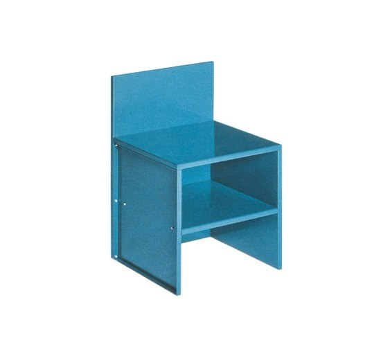 Judd No.2 chair by Donald Judd by Lehni | Chairs