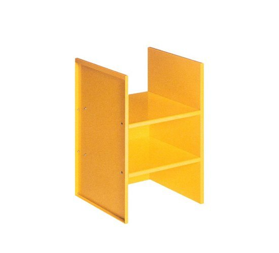 Judd No.3 chair by Donald Judd by Lehni