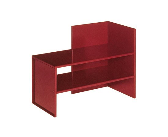 Judd No.6 bench de Donald Judd by Lehni | Banquettes