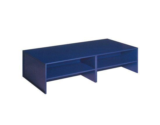 Judd No.11 bed by Donald Judd by Lehni | Single beds