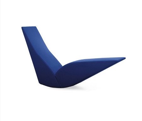 Bird | TD/6T by Cappellini | Chaise longues