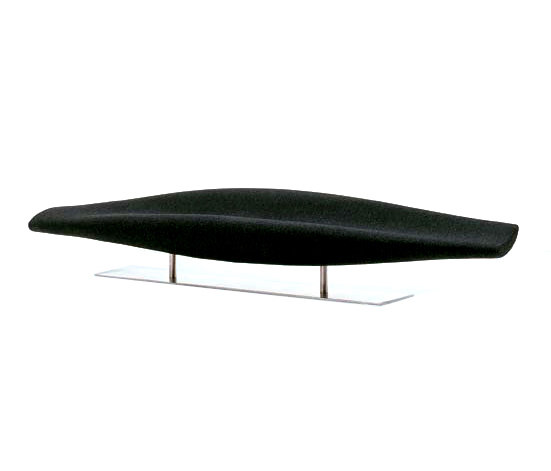 In out sofa | IO/1S by Cappellini | Waiting area benches