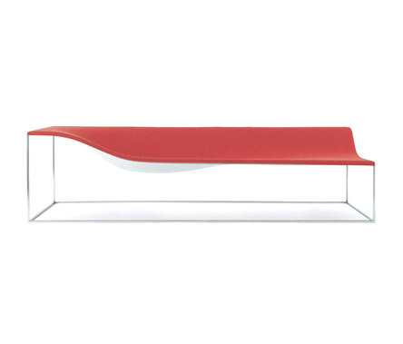 Outline chaise longue | OL/1I von Cappellini | Chaise Longues