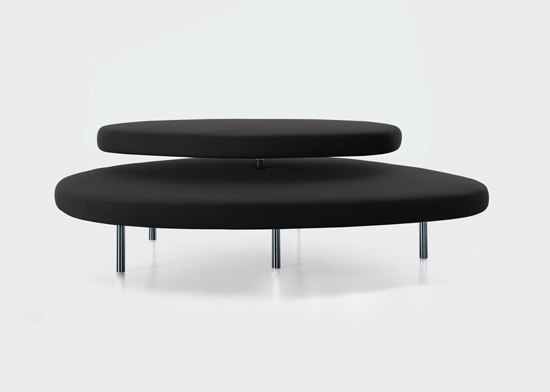 Pebbles by Cappellini | Seating islands