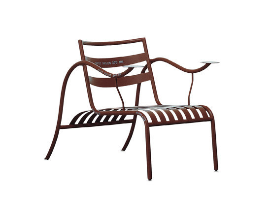 Thinking Man's Chair | TM/1 de Cappellini | Fauteuils de jardin