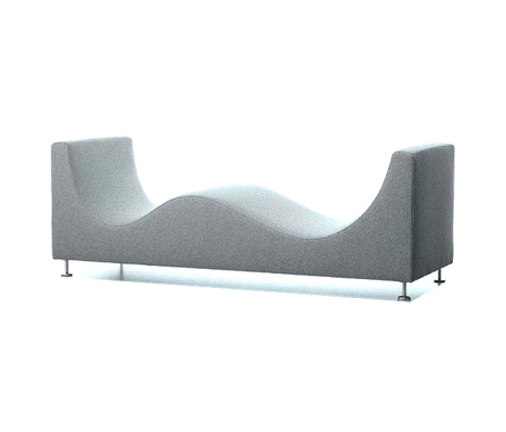 Three Sofa de Luxe | TSA/6 by Cappellini | Waiting area benches