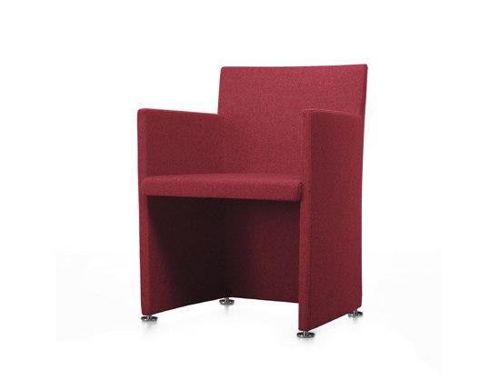Supersoft sedia di Cappellini | Sedie ristorante