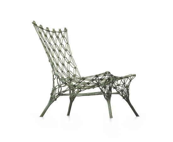 Knotted Chair | KC/1 by Cappellini | Lounge chairs