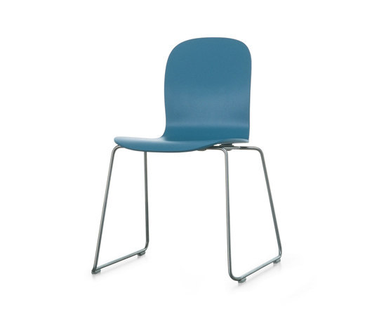 Tate Chair by Cappellini | Multipurpose chairs
