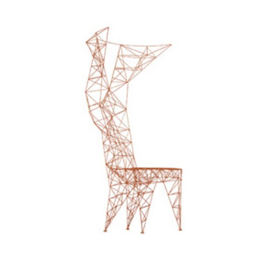 Pylon Chair | TD/21 by Cappellini | Chairs