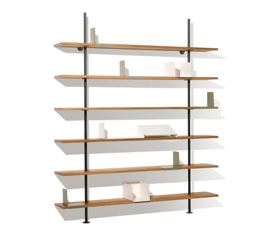 Eiermann shelving di Richard Lampert | Scaffali
