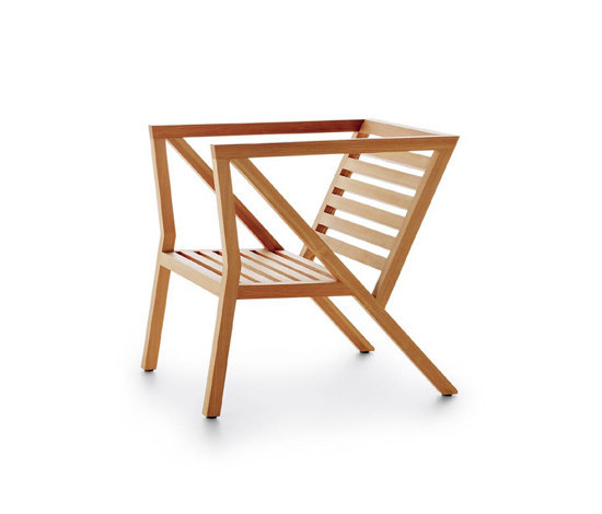 IVY LOUNGE CHAIR by cst-furniture.com | Garden armchairs