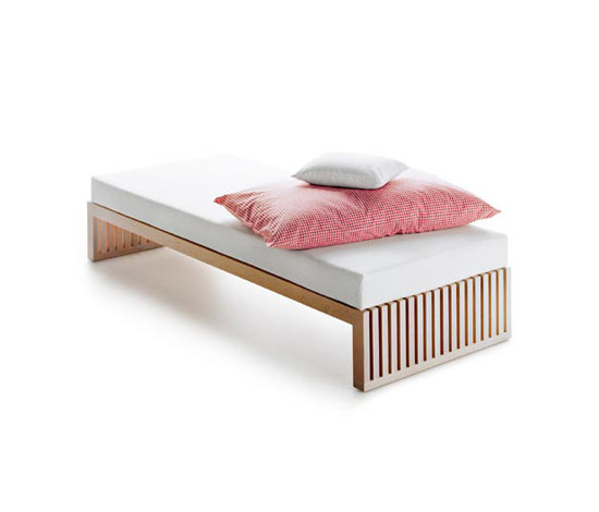 BED I by cst-furniture.com | Single beds