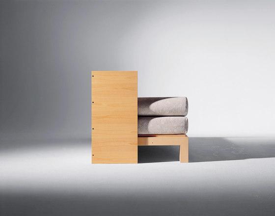Galler | Bed sofa di Schmidinger Möbelbau | Divani