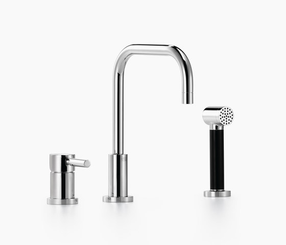 Meta.02 - Three-hole mixer by Dornbracht | Kitchen taps