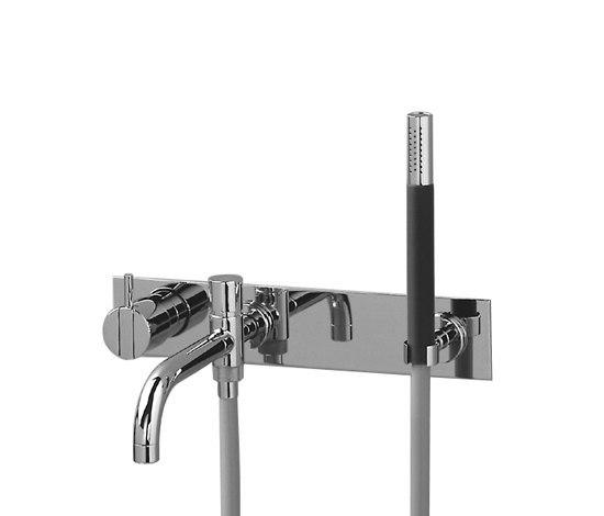 2143DT8 - Miscelatore monocomando di VOLA | Rubinetteria per vasche da bagno