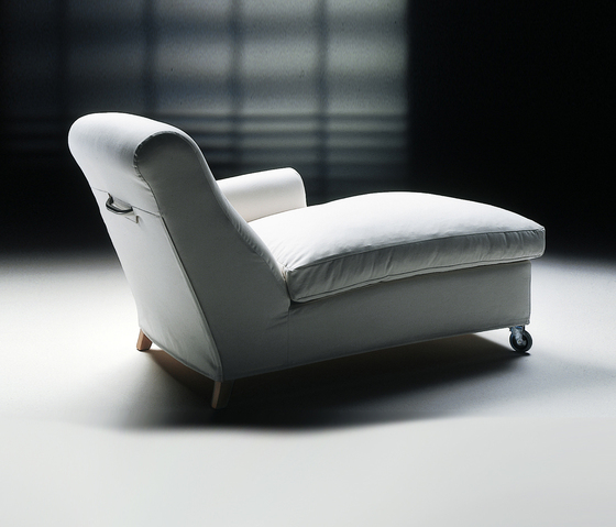 Nonnamaria chaiselongue di Flexform | Dormeuse