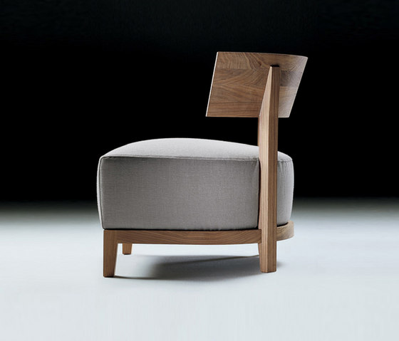 Thomas by Flexform | Lounge chairs