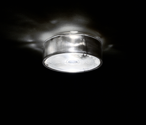Opto DL transparent by Wortmeyer Licht | Ceiling-mounted spotlights