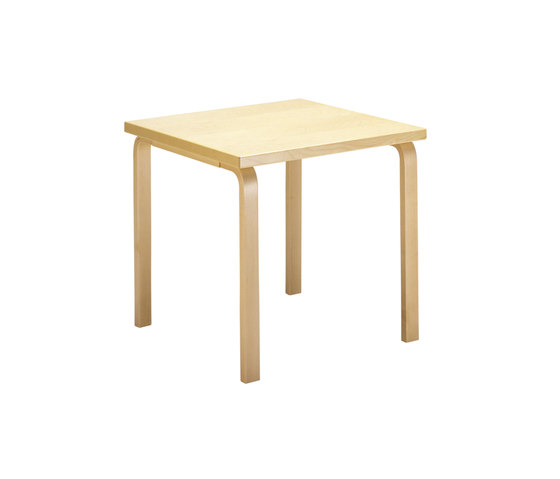 Table 81C de Artek | Tables de cafétéria