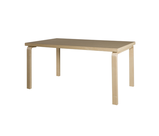 Table 82A by Artek | Canteen tables