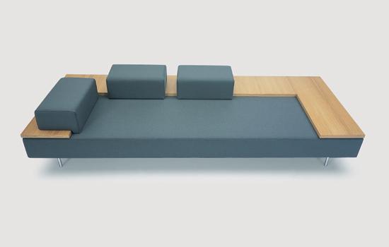 Slide sofa by Derin   Sofas