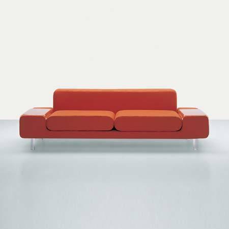 Flat sofa by Derin | Sofas