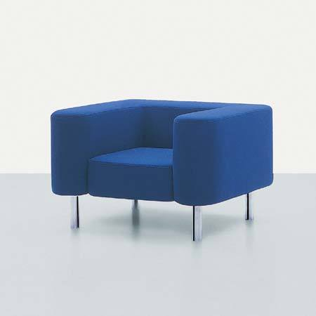 Lotus armchair by Derin   Armchairs