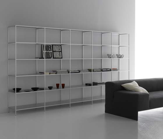 Minima by MDF Italia | Office shelving systems