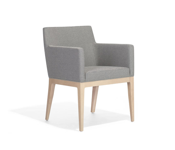 Greta Armchair P by Accademia | Visitors chairs / Side chairs