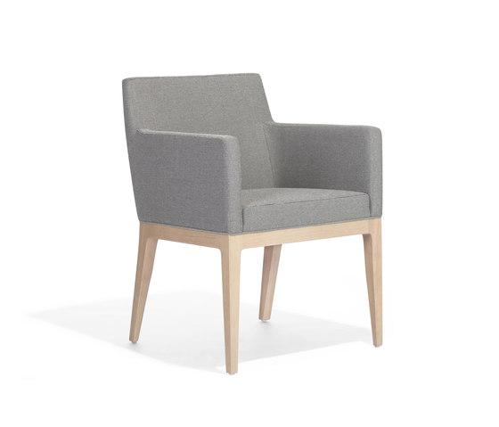 Greta Armchair P by Accademia | Chairs