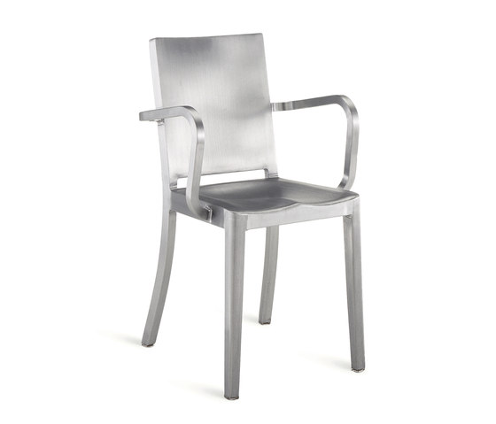 Hudson Armchair by emeco | Restaurant chairs