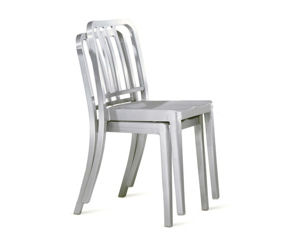 Heritage Stacking chair de emeco | Sillas