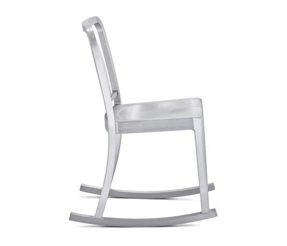 Heritage Rocking chair de emeco | Fauteuils / Chaises à bascule