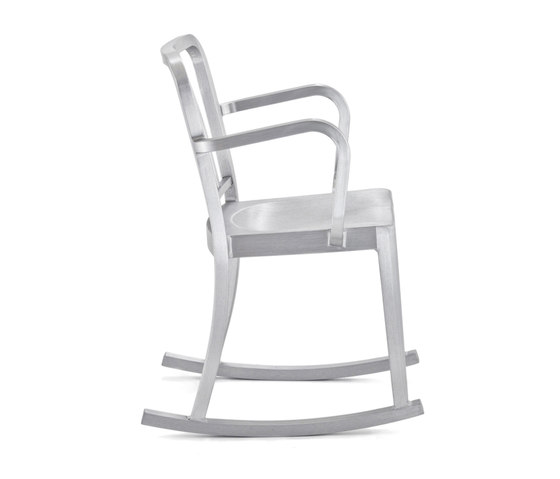 Heritage Rocking armchair by emeco | Rocking chairs / armchairs