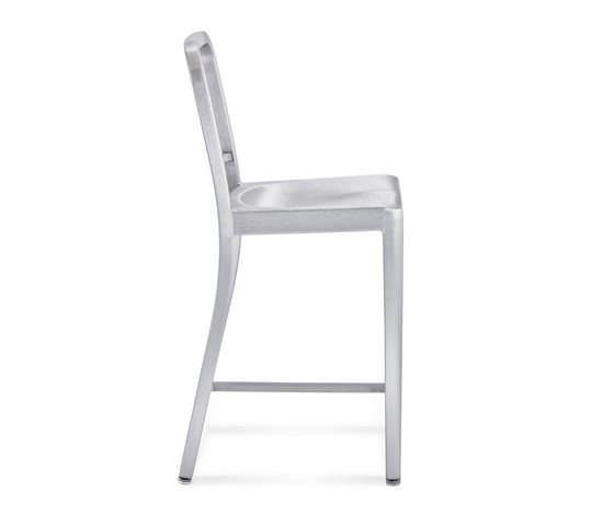 Navy® Counter stool de emeco | Taburetes de bar