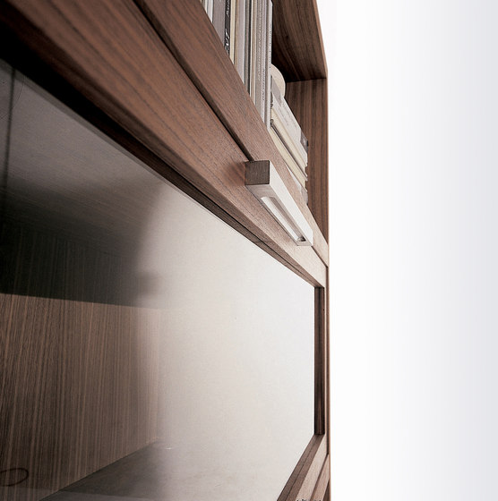 Materia by Riva 1920 | Wall storage systems