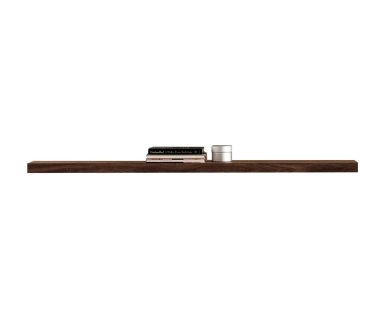 Sipario 2008 by Riva 1920 | Wall shelves