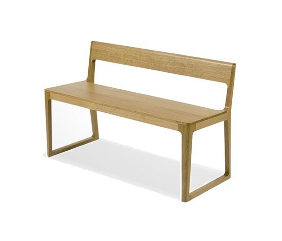 Portsmouth Bench by Isokon Plus | Upholstered benches